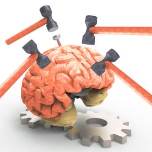 脳のダメージ