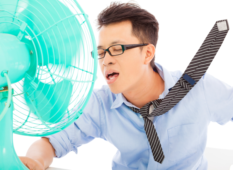 熱中症対策3つのポイント