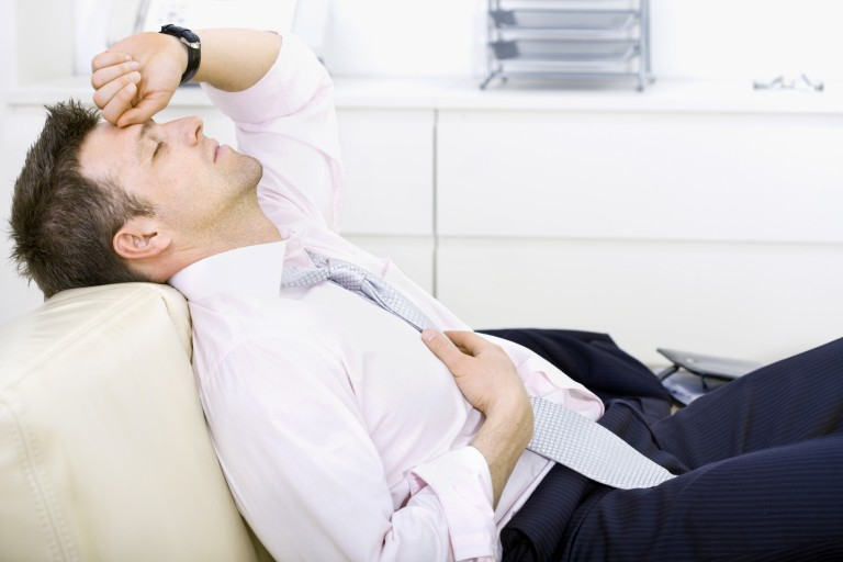 無呼吸症候群の症状とチェック